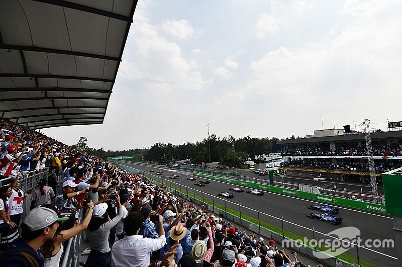 Bos Formula 1 tak mau disamakan dengan NASCAR?