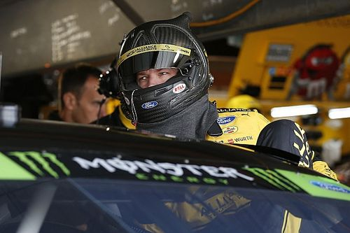 Keselowski takes Stage 2 win after dramatic battle with Kyle Busch