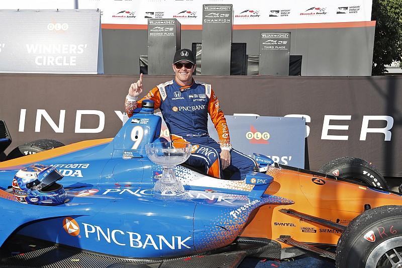 IndyCar Toronto: Dixon profiteert van falende concurrentie