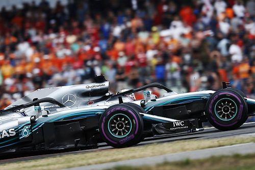 Mercedes: Hamilton-Sieg durch Teamorder erleichtert, nicht erzwungen