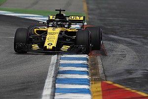 Hulkenberg celebra su mejor resultado para Renault