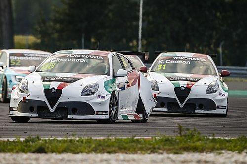 Primi punti nel WTCR e successo al Mugello: un weekend bellissimo per le Alfa Romeo