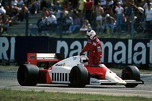 Как это было: Гран При Германии'86, когда не всем хватило топлива