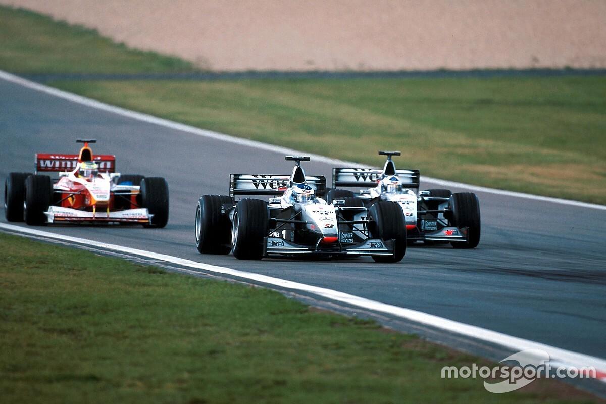 Egy újabb emlékezetes F1-es nagydíj az M4 Sporton: 1999, Európa Nagydíj