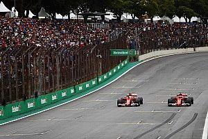 Гран При Бразилии: стартовая решетка в картинках