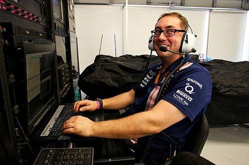 Pekerjaan saya di F1: Analis IT Force India