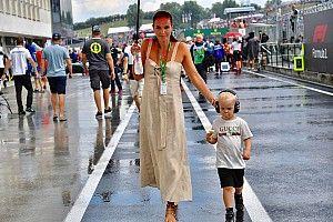 VIDEO: el hijo de Raikkonen se pone al volante de un kart