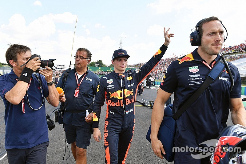 Verstappen, Formula 1'de daha fazla galibiyet istiyor
