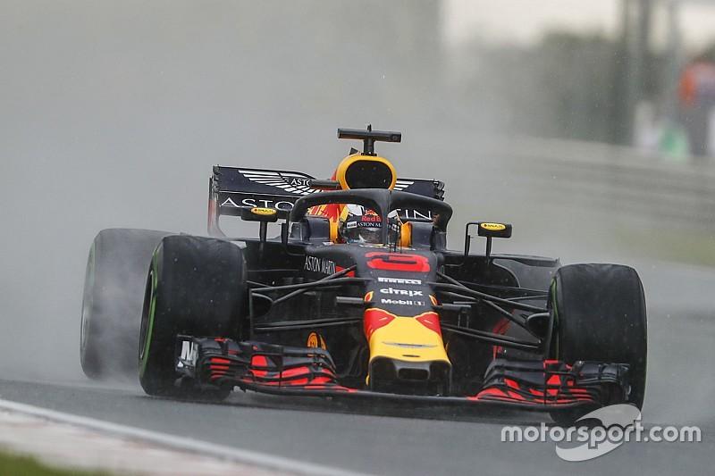 """Ricciardo, 12e : """"Plus de la malchance qu'autre chose"""""""
