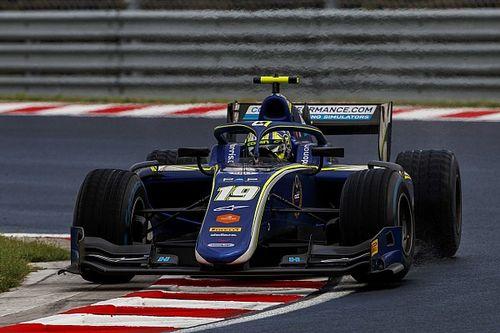 Formel 2: Warum Lando Norris 15 Sekunden Vorsprung verspielte
