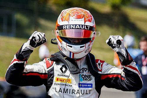 Anthoine Hubert sacré en GP3