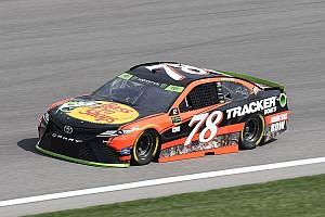 NASCAR Cup Qualifyingbericht NASCAR: Kansas-Pole für Martin Truex Jr.