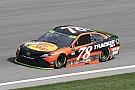 NASCAR Cup NASCAR: Kansas-Pole für Martin Truex Jr.