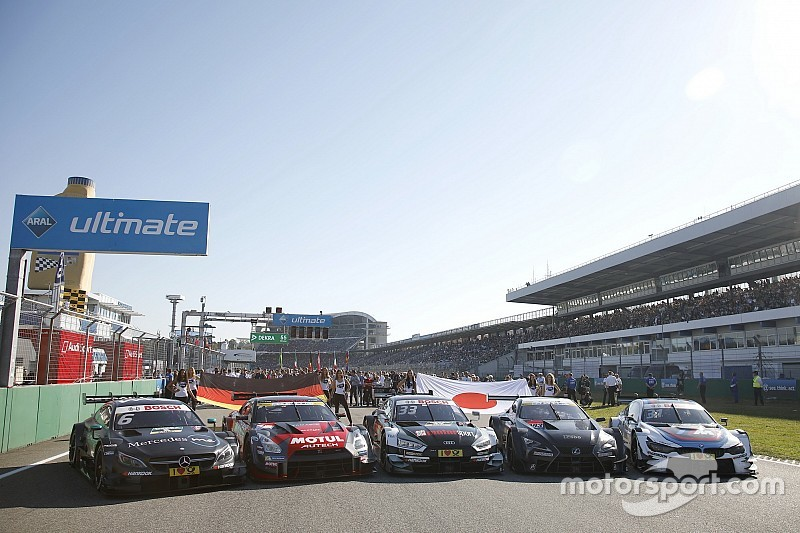 Dream Race: ecco i dettagli della gara tra DTM e SUPER GT al Fuji