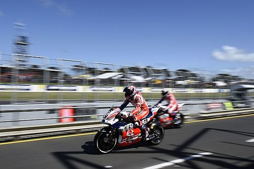 Гонщики MotoGP подняли вопрос о переносе старта Гран При Австралии