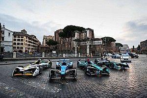 "Ciao, Rom! Formel E präsentiert Rennen in der ""Ewigen Stadt"""