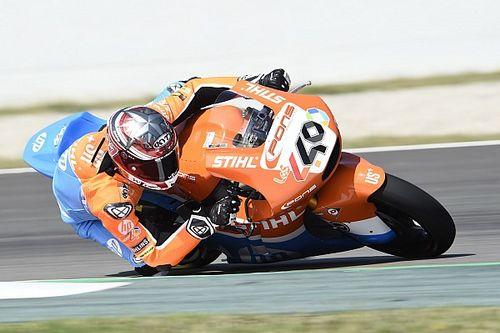 Il Team Pons conferma Augusto Fernandez in Moto2 fino al termine del 2018