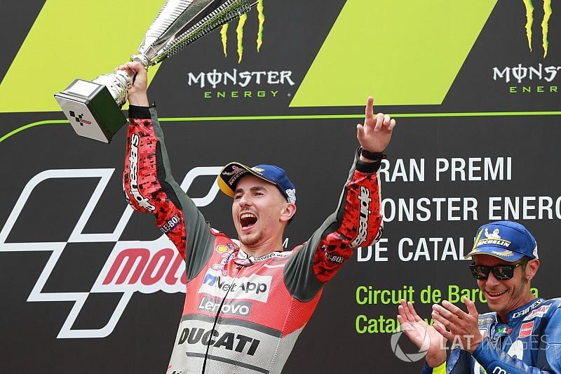 Ducati, Lorenzo'nun kazanmaya başlayacağından eminmiş