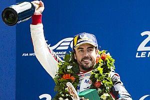 """لومان 24 ساعة: ألونسو كان يخشى تكرار """"النهاية المحزنة"""" لسباق إندي 500"""