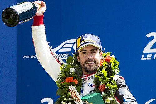 Alonso ungkap perasaan dua pekan kontras Le Mans-Paul Ricard