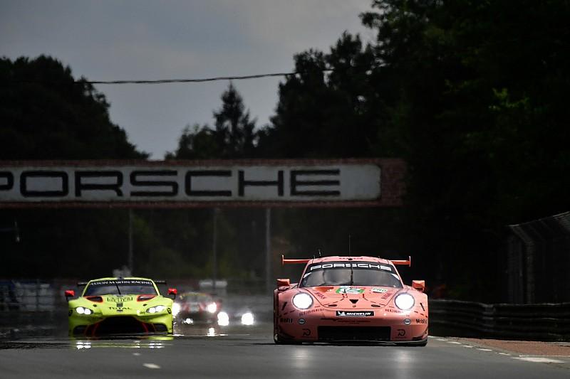Porsche y Ford tendrán cambios en el BoP final de Le Mans