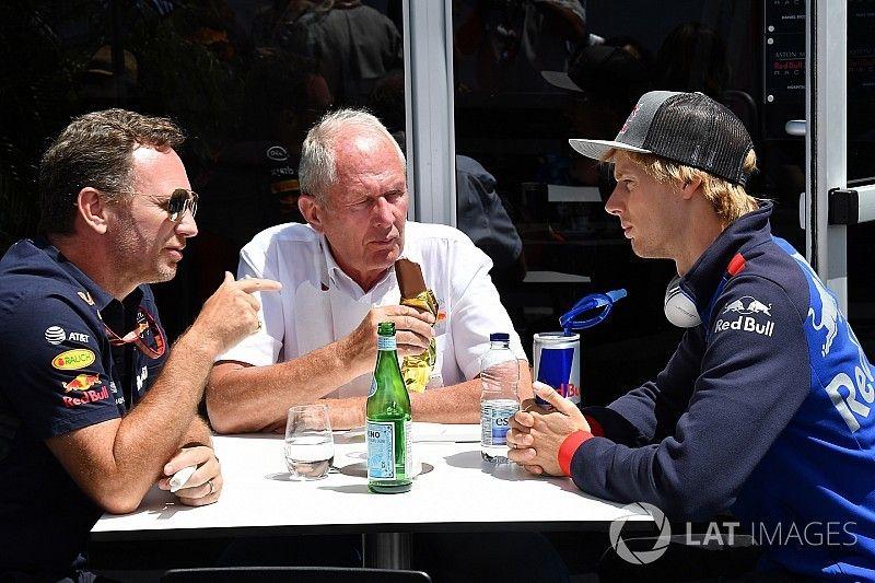Red Bull: Batida de Hartley no Canadá não influi em futuro