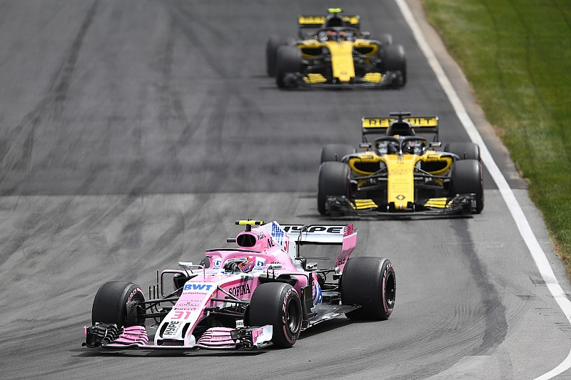 Renault, Sainz'ın Red Bull'a dönmesi halinde Ocon'u istiyor