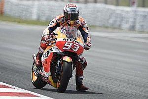 MotoGP Barcelona FP3: Marquez muss nach Sturz in Q1 fahren