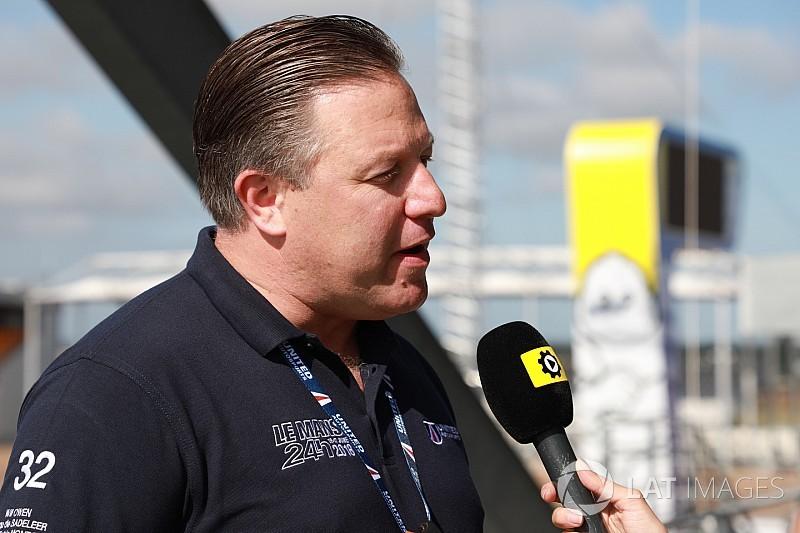 """Brown hint naar Le Mans-terugkeer McLaren: """"We hebben die wens zeker"""""""