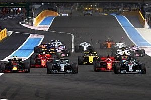 Положение в чемпионате после Гран При Франции