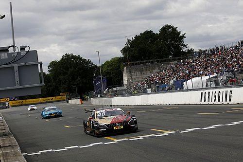Mortara widmet Norisring-Sieg verletztem Mercedes-Mechaniker