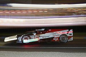 Le Mans uur 16: Toyota #8 leidt na epische stint Alonso