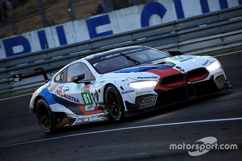 В BMW исключили дебют в классе гиперкаров WEC в 2020 году