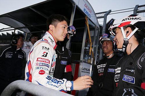 鮮烈GT500デビューの坪井翔「トラフィックでタイムを落とさないことを心がけた」