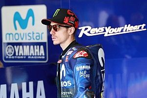 """Maverick: """"Yamaha aprenderá de este año, todos lo haremos"""""""