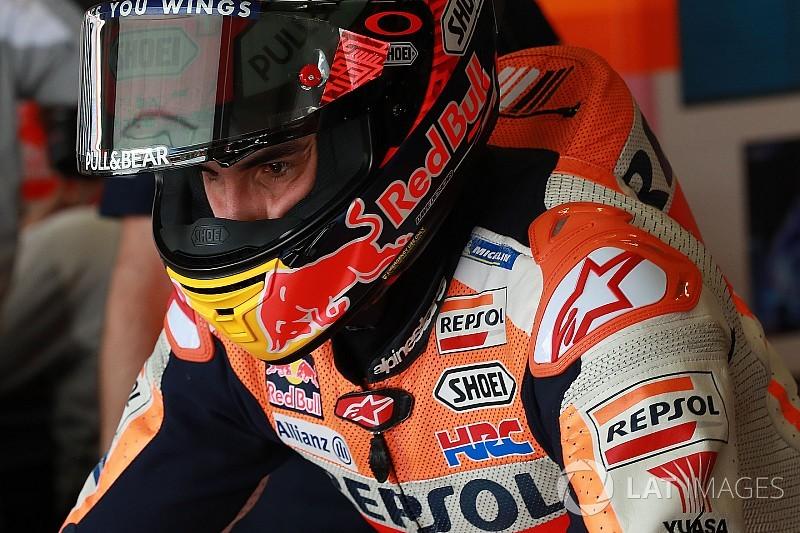 Márquez: Egy nagy hiba az első rajtkockámba került, de a versenyen ott leszek!