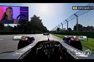 Formule 1 Special feature Onboard: Verken Albert Park met Richard Verschoor