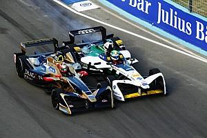 Vergne aguantó a Di Grassi para ganar en Punta del Este