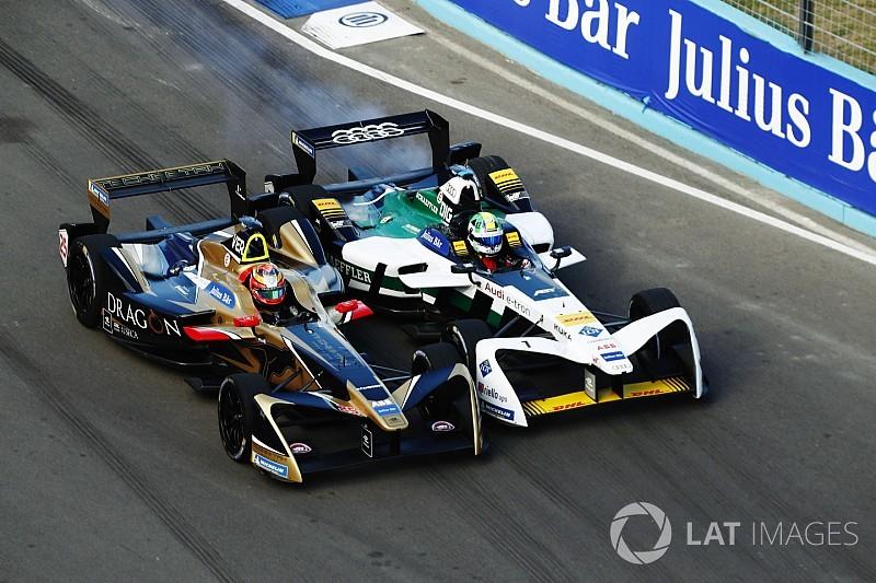 Punta ePrix: Vergne holds off di Grassi in thrilling duel
