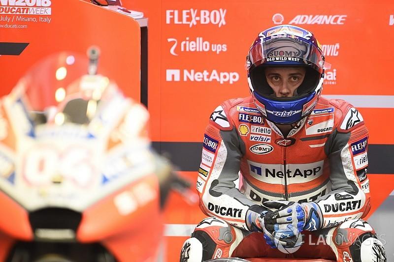 """Dovizioso aspetta l'offerta """"giusta"""" da Ducati: Honda e Suzuki alla finestra"""