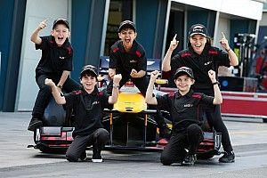 Selectieprocedure 'grid kids' voor GP Australië afgerond