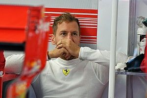 维特尔对法拉利赛车情况不满