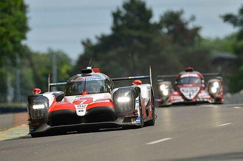 """Toyota : """"Vu le rythme, ce sont des concurrents sérieux"""""""