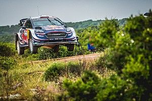 Sardegna, PS1: Ogier subito davanti a tutti, poi le Hyundai di Mikkelsen e Neuville