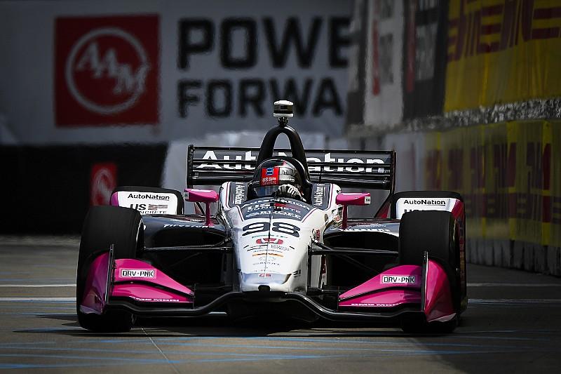 IndyCar Detroit: Marco Andretti erstmals seit fünf Jahren auf Pole