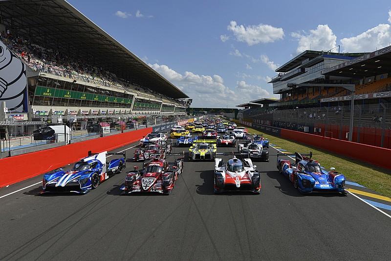 24h Le Mans 2018: Die Startaufstellung in Bildern