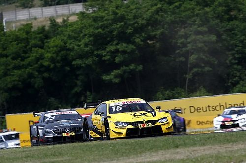 "Glock expects Mercedes to keep ""advantage"" at Norisring"