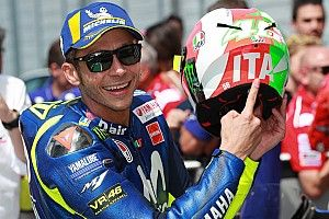 Rossi: Balapan akan lebih sulit