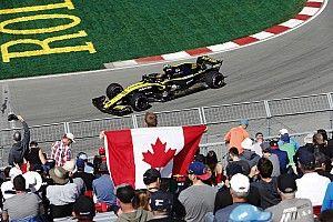 ルノー、レッドブル、マクラーレンらカナダで新エンジン投入