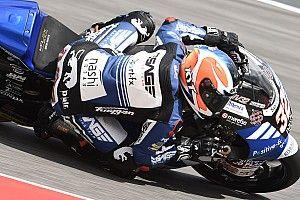 Isaac Viñales sustituye a Granado en el Forward Racing hasta final de año